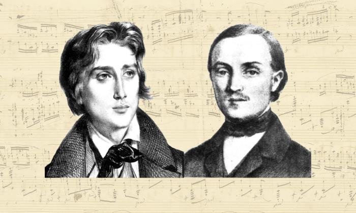 Musical heritage of the two nations – classical music